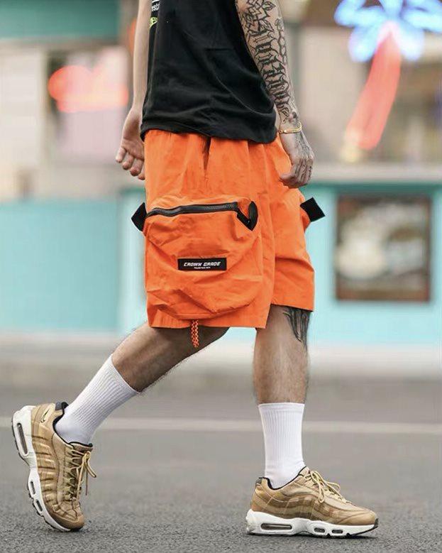 ビッグポケットカーゴショートパンツ ハーフパンツ メンズの商品画像4